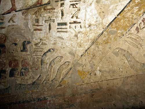 Phát hiện đường hầm bí mật lăng Pharaoh - 4
