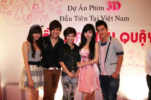 """Hoài Linh đóng phim ma 3D với """"hot girl"""" Elly Trần - 4"""