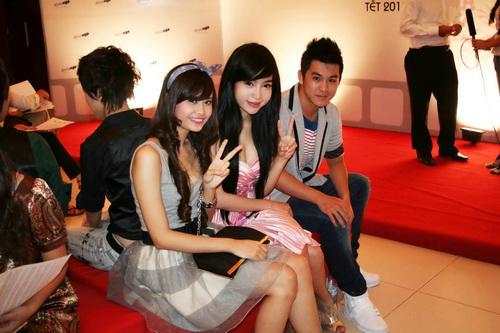 """Hoài Linh đóng phim ma 3D với """"hot girl"""" Elly Trần - 5"""