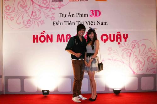 """Hoài Linh đóng phim ma 3D với """"hot girl"""" Elly Trần - 7"""