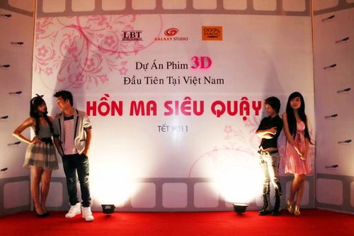 """Hoài Linh đóng phim ma 3D với """"hot girl"""" Elly Trần - 8"""