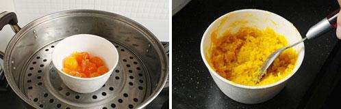 Mướp đắng nhồi trứng mặn - 1
