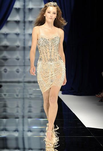 Zuhair Murad Haute Couture: Nàng tiên cá sexy - 5
