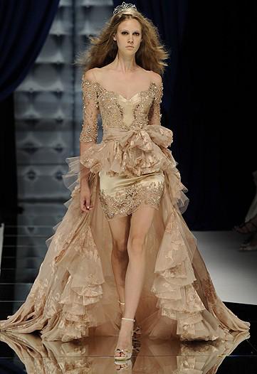 Zuhair Murad Haute Couture: Nàng tiên cá sexy - 16