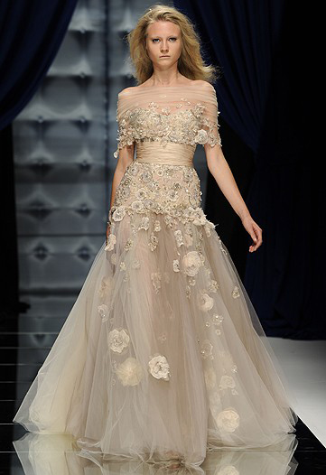 Zuhair Murad Haute Couture: Nàng tiên cá sexy - 7