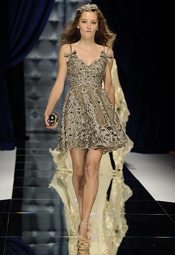 Zuhair Murad Haute Couture: Nàng tiên cá sexy - 2