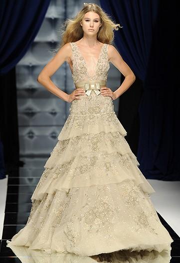 Zuhair Murad Haute Couture: Nàng tiên cá sexy - 3