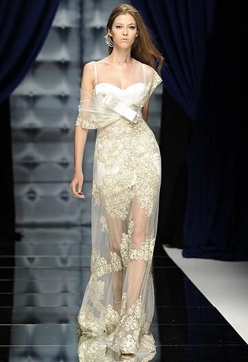 Zuhair Murad Haute Couture: Nàng tiên cá sexy - 11