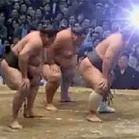 Video thể thao: Hào hứng với sumo biểu diễn