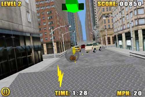 Chơi game phong cách iPhone 4 - 6