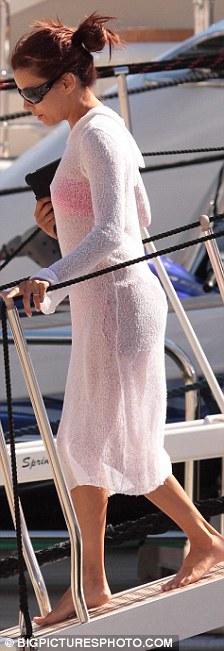 """Thời trang xấu xí của """"bà nội trợ"""" Eva Longoria - 2"""