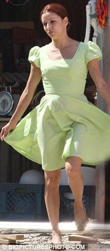 """Thời trang xấu xí của """"bà nội trợ"""" Eva Longoria - 8"""