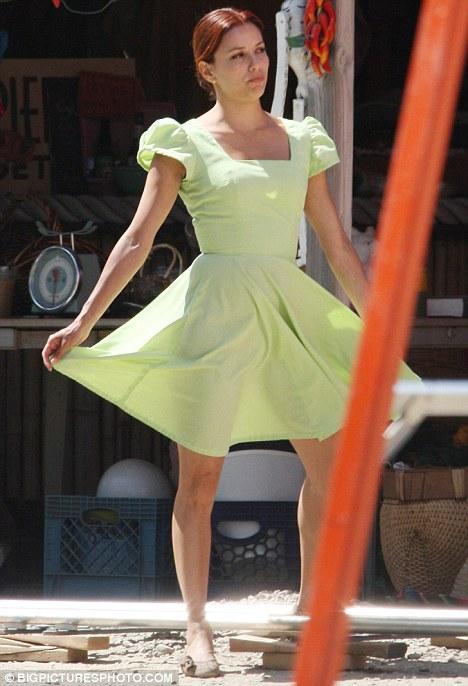 """Thời trang xấu xí của """"bà nội trợ"""" Eva Longoria - 7"""