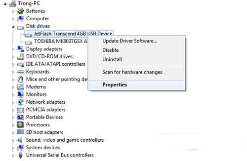 Hướng dẫn cài Windows 7 với chế độ Boot từ USB - 1