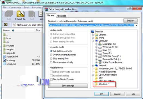 Hướng dẫn cài Windows 7 với chế độ Boot từ USB - 7