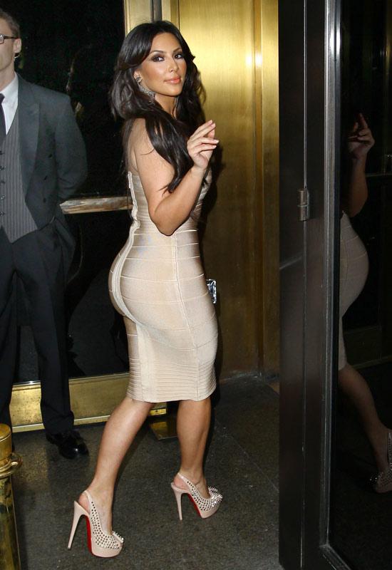 Những chiếc váy bó gợi cảm nhất tuần qua - 6