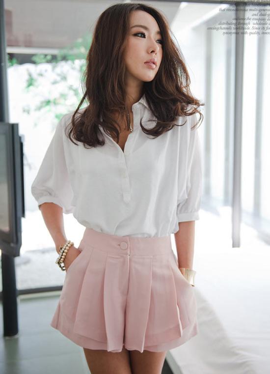 Thời trang công sở: Sooc váy kín mà sexy - 16