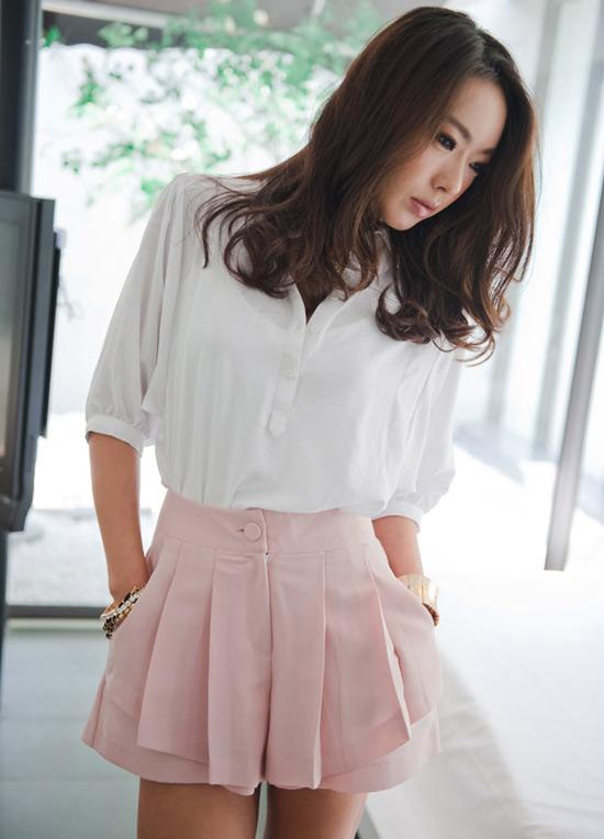 Thời trang công sở: Sooc váy kín mà sexy - 18