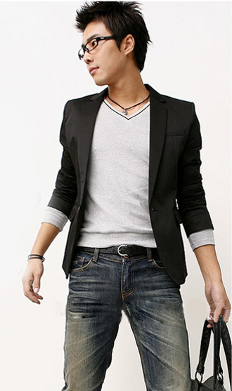 Tư vấn thời trang nam: Chọn quần jean cho người gầy - 8