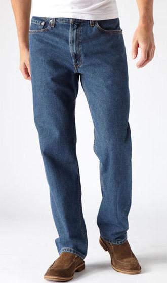 Tư vấn thời trang nam: Chọn quần jean cho người gầy - 10