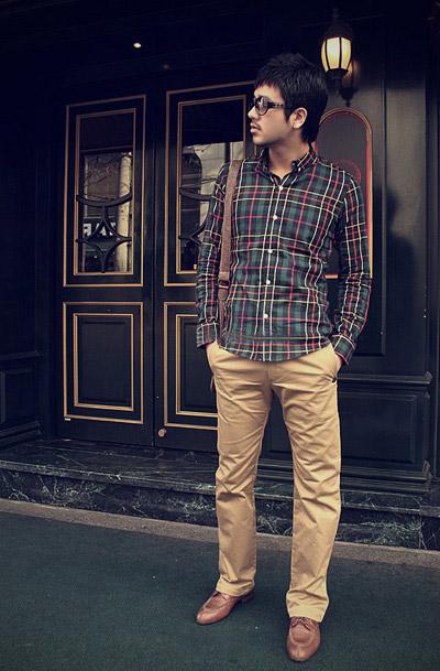 Tư vấn thời trang nam: Chọn quần jean cho người gầy - 18