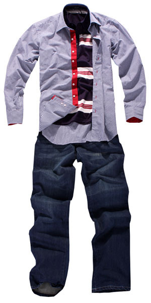 Tư vấn thời trang nam: Chọn quần jean cho người gầy - 2