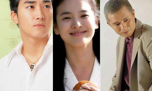 Song Hye Kyo – Nữ hoàng tài năng và tình ái - 1