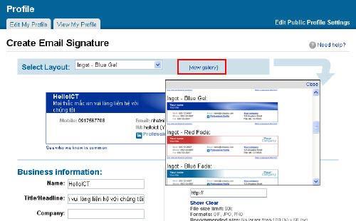 Mẹo thêm chữ ký vào Gmail và Yahoo!Mail - 1