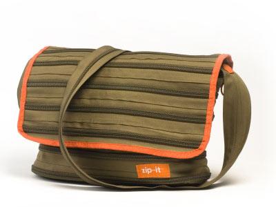 Túi xách Zip it - Sáng tạo từ dây kéo - 3
