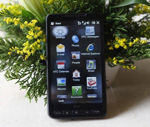 Đánh giá điện thoại HTC HD2 - 2