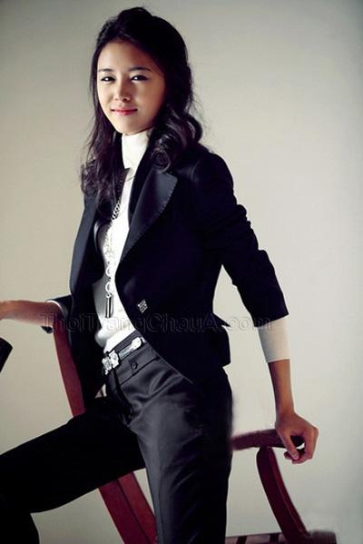 5 bí kíp thời trang cho U40 mãi trẻ đẹp - 13