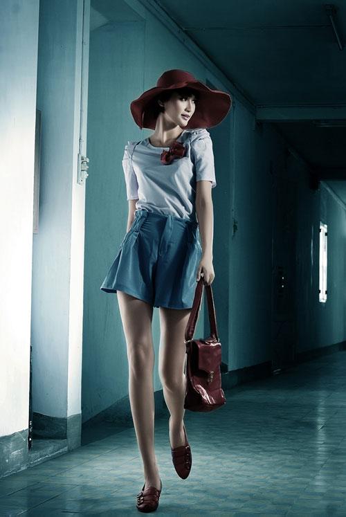 Cô nàng thời trang sẽ mặc gì ra phố? - 4