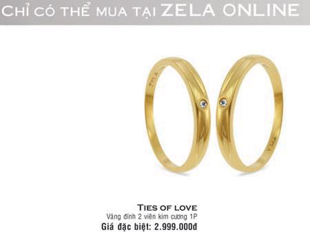 Nhẫn Cưới ZELA – Thỏa cả 3 - Mẫu mã, Giá cả, Hậu mãi - 2
