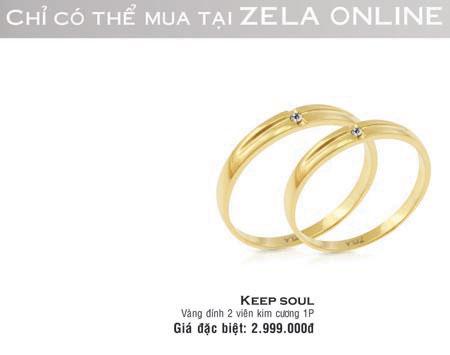Nhẫn Cưới ZELA – Thỏa cả 3 - Mẫu mã, Giá cả, Hậu mãi - 3
