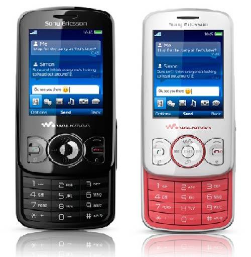 Trình làng hai siêu phẩm Sony Ericsson - 7
