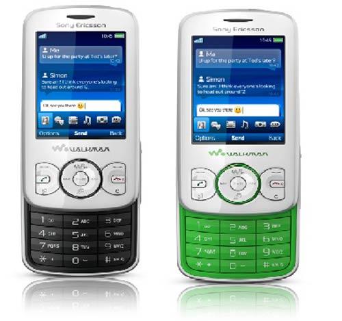 Trình làng hai siêu phẩm Sony Ericsson - 8
