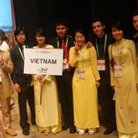 Việt Nam đoạt 3 huy chương Olympic Sinh học quốc tế