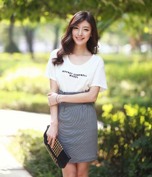 Thời trang công sở: Lịch lãm chân váy - 10
