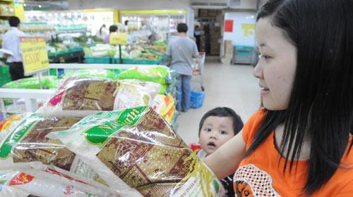 Chi hàng triệu USD nhập cám gạo! - 1