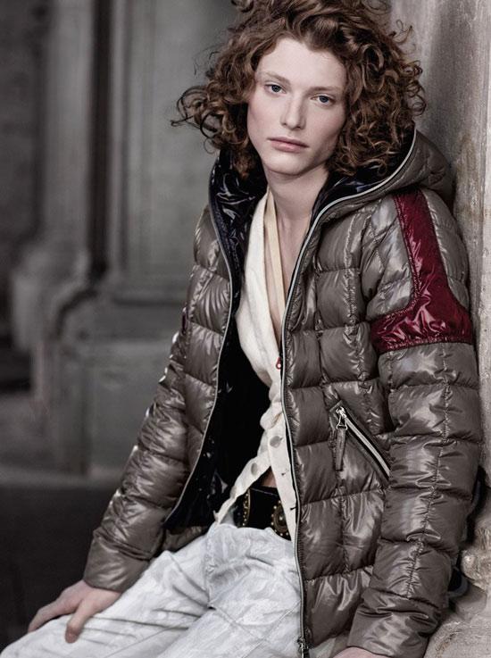Mùa thu đông sặc sỡ áo phao - 21