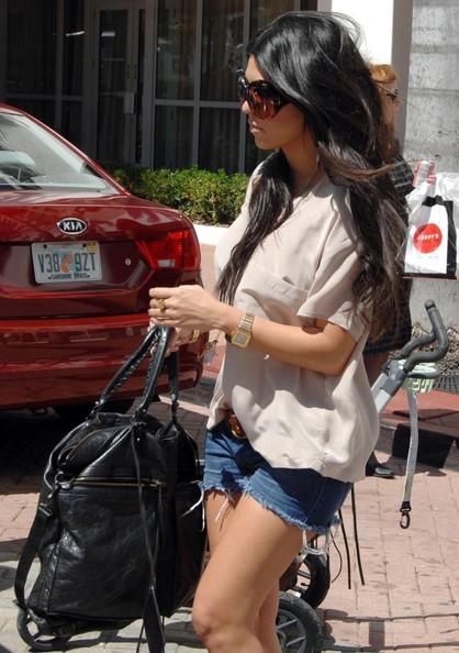 Soóc jeans vẫn cực sexy trên phố! - 7
