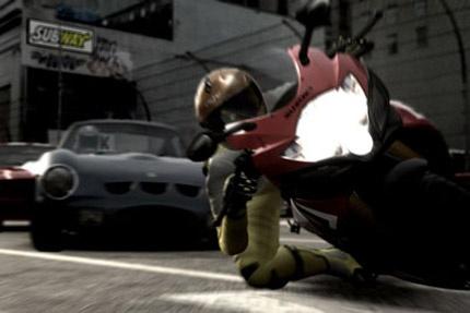 Game đua xe dành cho game thủ thích cảm giác mạnh - 1