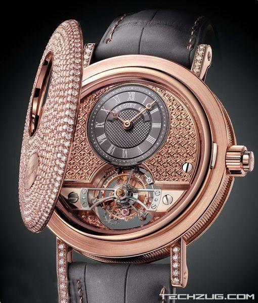 Ngắm đồng hồ kim cương độc nhất thế giới! (P1) - 2