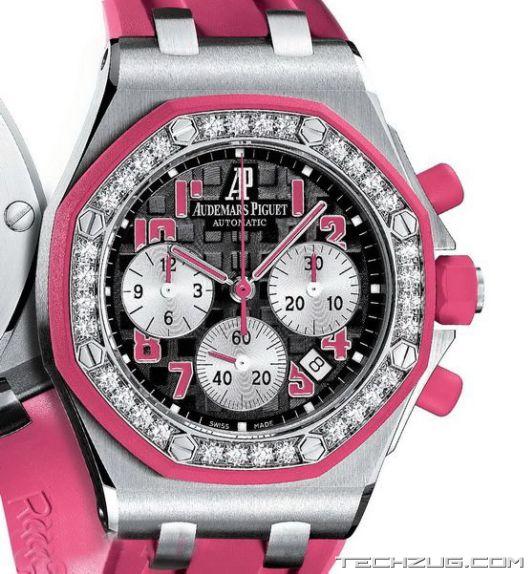 Ngắm đồng hồ kim cương độc nhất thế giới! (P1) - 3