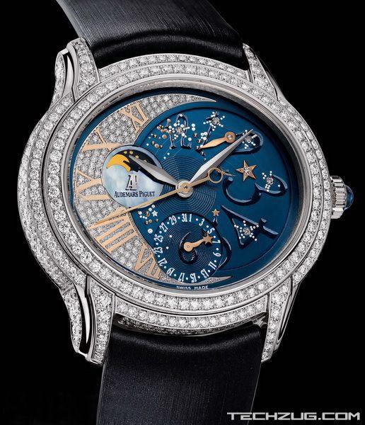 Ngắm đồng hồ kim cương độc nhất thế giới! (P1) - 4