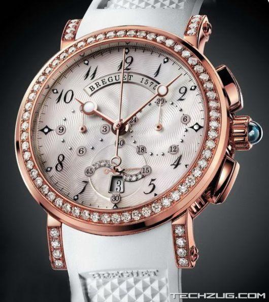 Ngắm đồng hồ kim cương độc nhất thế giới! (P1) - 9