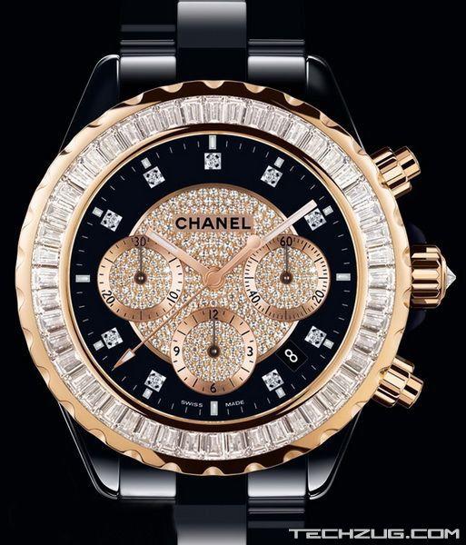 Ngắm đồng hồ kim cương độc nhất thế giới! (P1) - 10