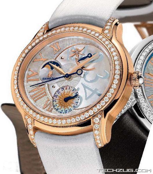 Ngắm đồng hồ kim cương độc nhất thế giới! (P1) - 11