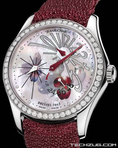 Ngắm đồng hồ kim cương độc nhất thế giới! (P1) - 13
