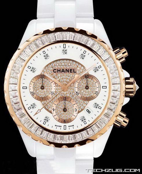 Ngắm đồng hồ kim cương độc nhất thế giới! (P1) - 8